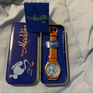 Disney x Fossil Genie Aladdin Watch